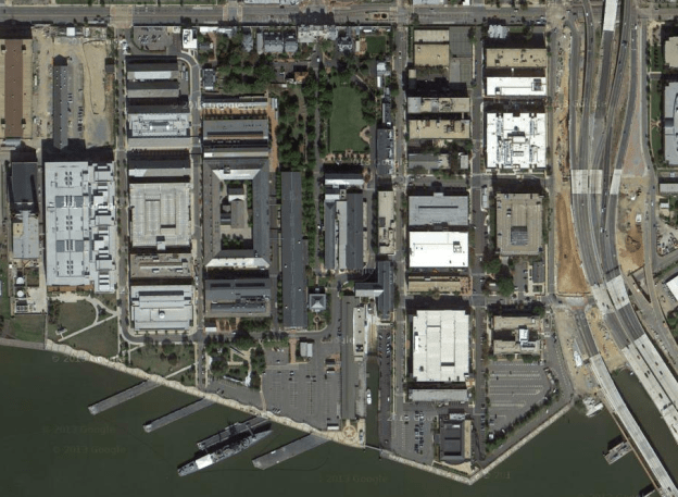 Washington Navy Yard, Washington D.C.