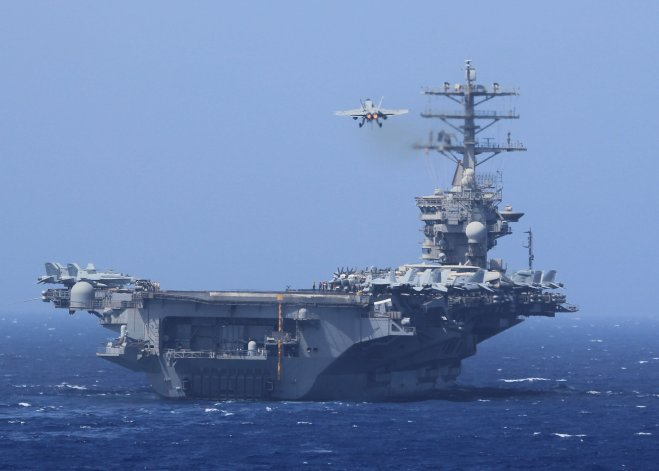 USS Nimitz to Remain in Bremerton Until 2019 to Avoid Homeport Changes Between Maintenance Periods