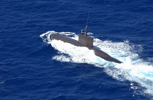 Asia's Submarine Race