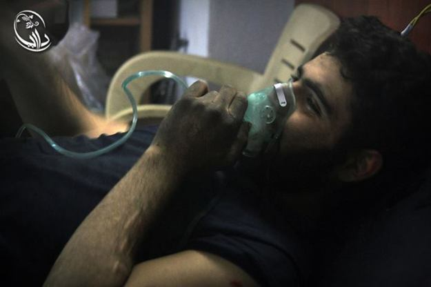 New Reports of Syrian Chemical Weapons Attacks from Forces Loyal to al-Assad