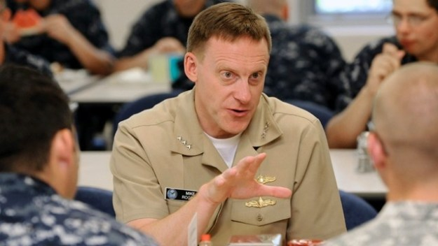 Vice Adm. Michael Rogers has been tapped to lead the National Security Agency. He is currently the head of U.S. Navy's 10th Fleet. US Navy Photo