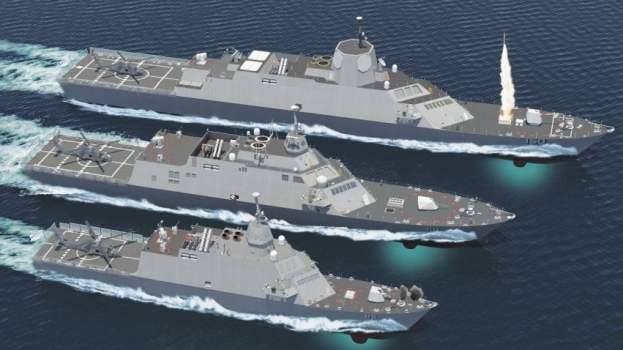 Navy Kicks Off LCS Follow-on Study