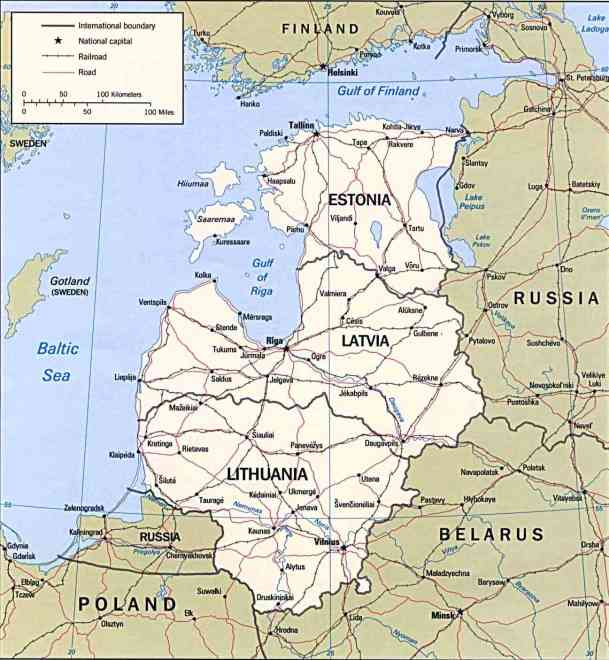 Are the Baltics the Next Crimea?