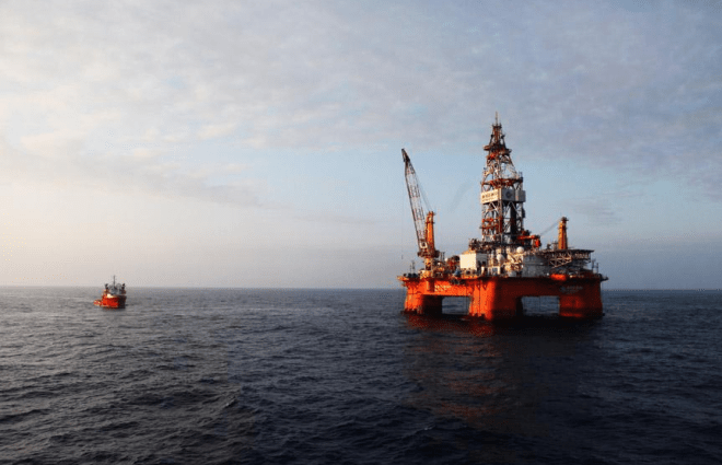 Officials: 'Illegal' Chinese Oilrig is in Vietnamese Waters