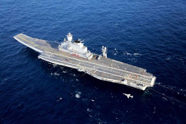 India's New Carrier is 'Operational'