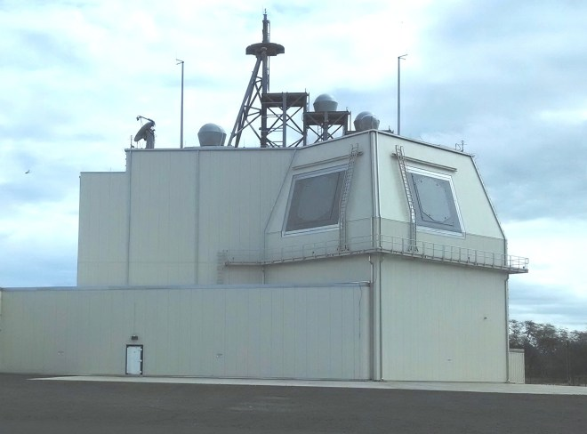 U.S. Conducts First Aegis Ashore Live Missile Test