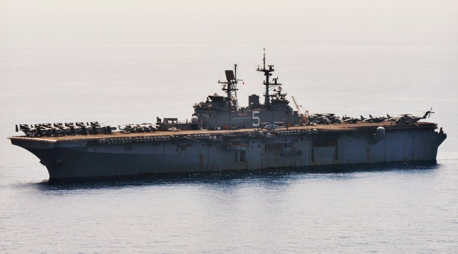 U.S. Marines Move Closer to Libya Following Unrest