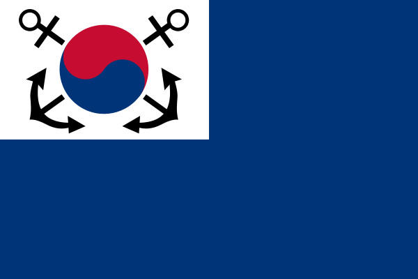 Naval jack of Republic of Korea Navy