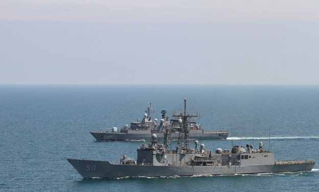 Last U.S. Surface Ship Leaves the Black Sea