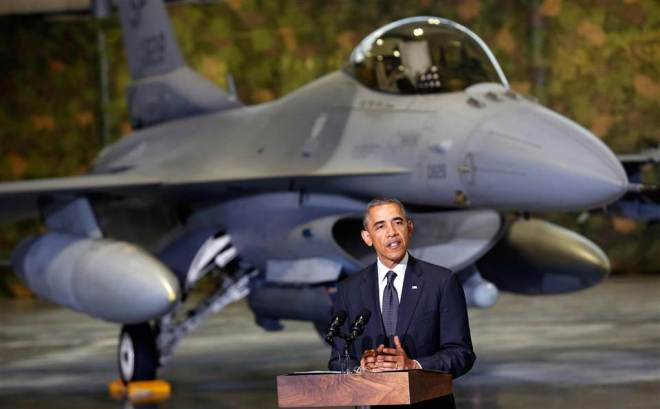 Obama's European Military Expansion