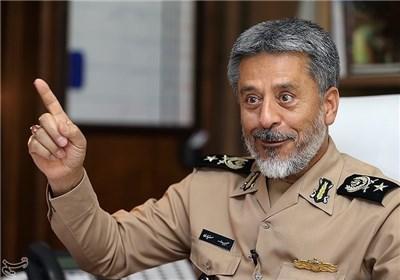Iranian Navy Rear Adm. Habibollah Sayyari