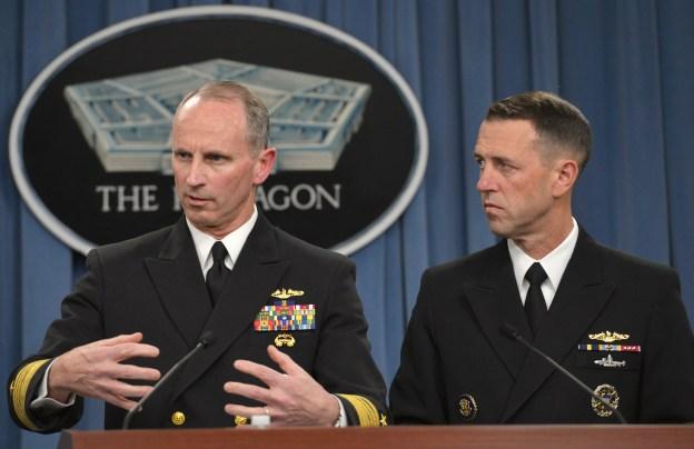 Naval Reactors Director Adm. Richardson Named Next CNO