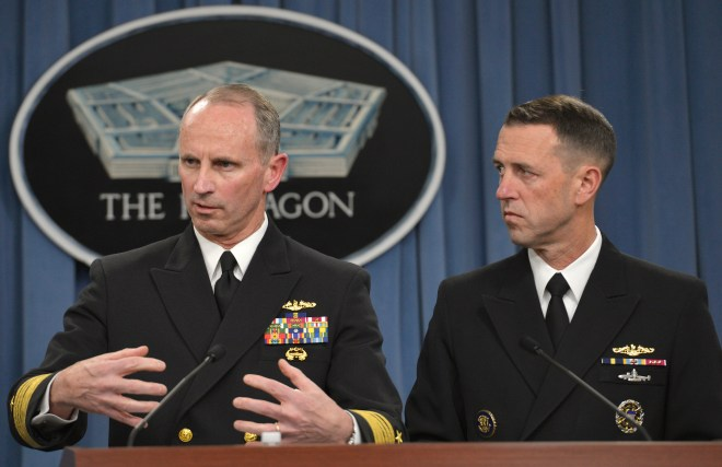 Navy Leaders: Dept. of Energy Budget Cuts Threaten Navy's Nuclear Fleet