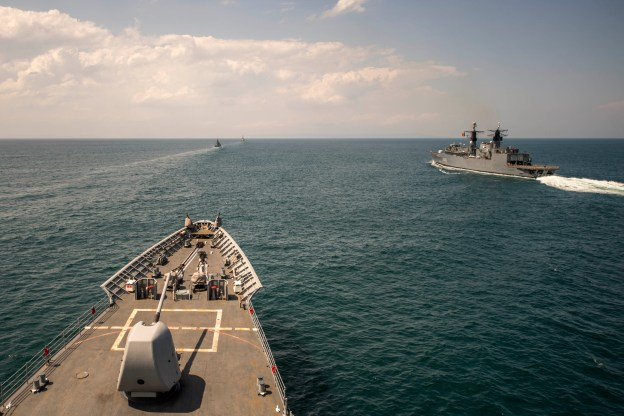 Navy: No Ship Moves to Black Sea Following Airliner Crash, Plans Could Change