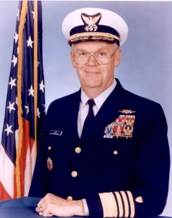 ADMIRAL JAMES M. LOY (FOR RELEASE)