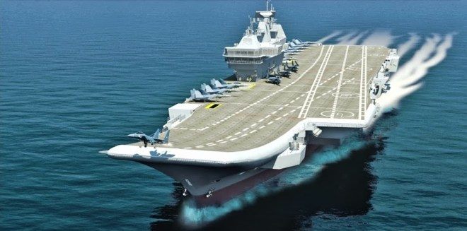 India Weighing Nuclear Powered Carrier