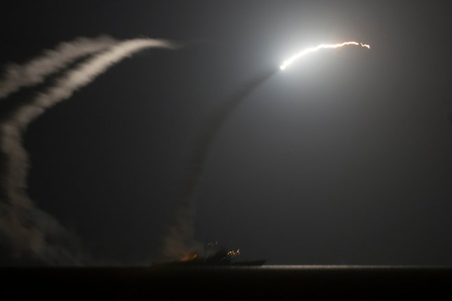 The Implications of Expanding ISIS Airstrikes Into Syria