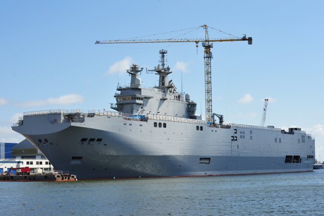Twitter Flap Exposes Continued Uncertainty of Russian Mistral Deal