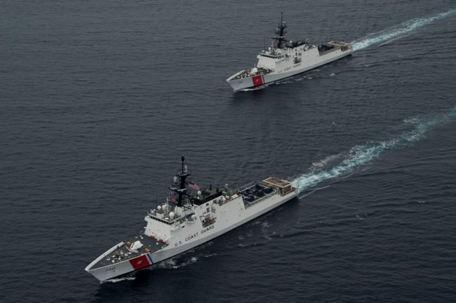 Document: U.S. Coast Guard Western Hemisphere Strategy