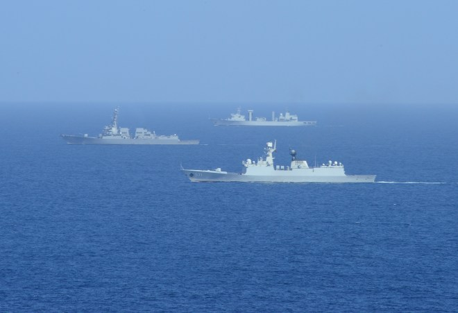 U.S. and China Conduct Anti-Piracy Exercise