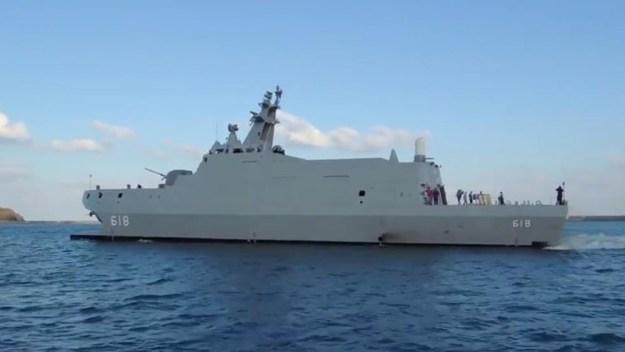 Taiwanese Navy Tuo Jiang