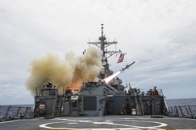 SNA: Navy Surface Leaders Pitch More Lethal Ships, Surface Action Groups