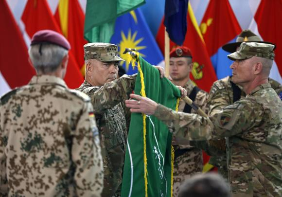 Opinion: The End of America's War in Afghanistan?