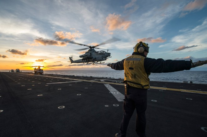 Makin Island ARG, 11th MEU to Return to San Diego Tomorrow After 7 Month Deployment