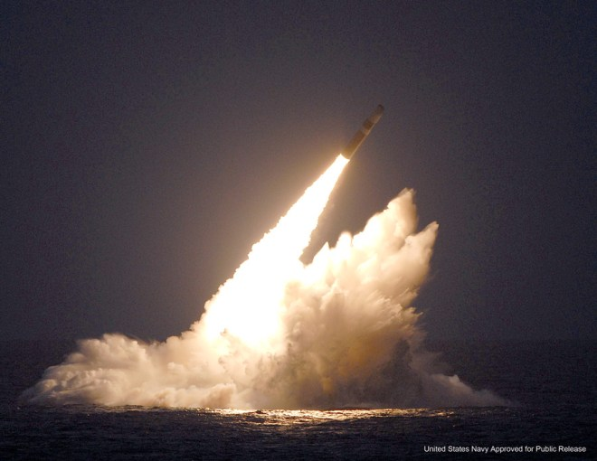 Document: Report to Congress on U.S. Long-Range Ballistic Missiles and Prompt Global Strike