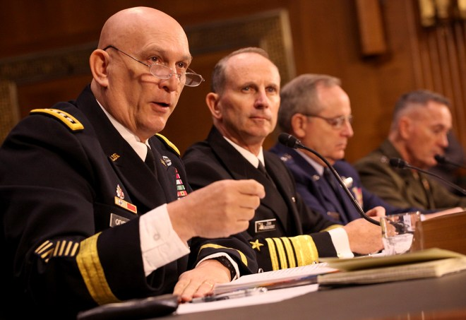 Document: Army-Navy Memo on need for Ballistic Missile Defense Strategy