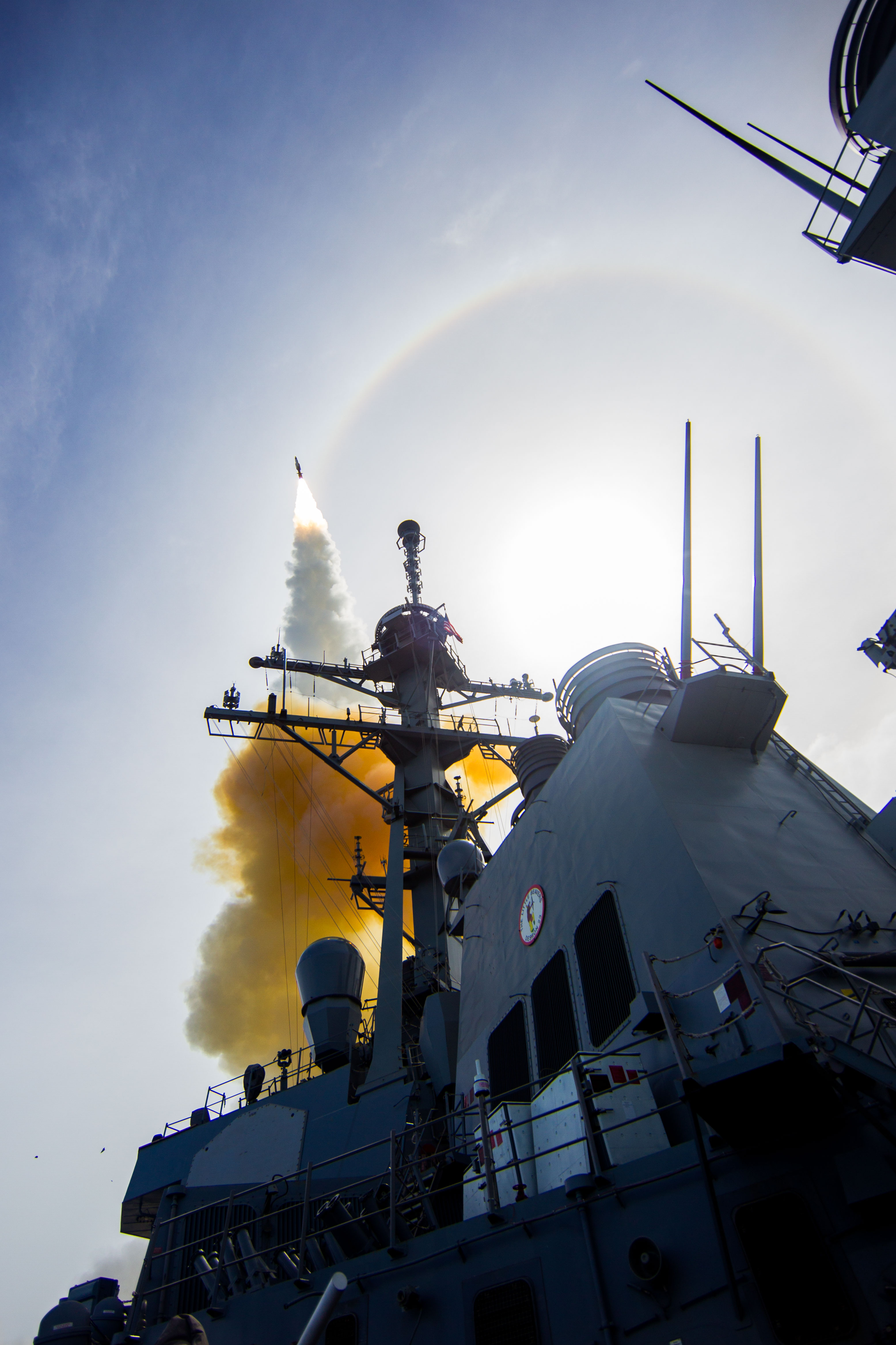 Navy needs new servers for aegis cruisers and destroyers after chinese