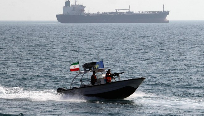 Analysis: Iran's Latest Round of Maritime Brinksmanship