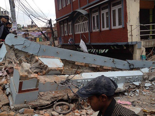 U.S. PACOM Official: Destruction in Nepal 'Could Have Been Even Worse'