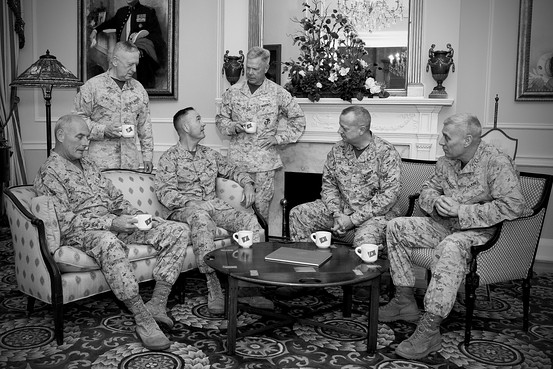 Who Will Follow Dunford as Next Marine Corps Commandant?