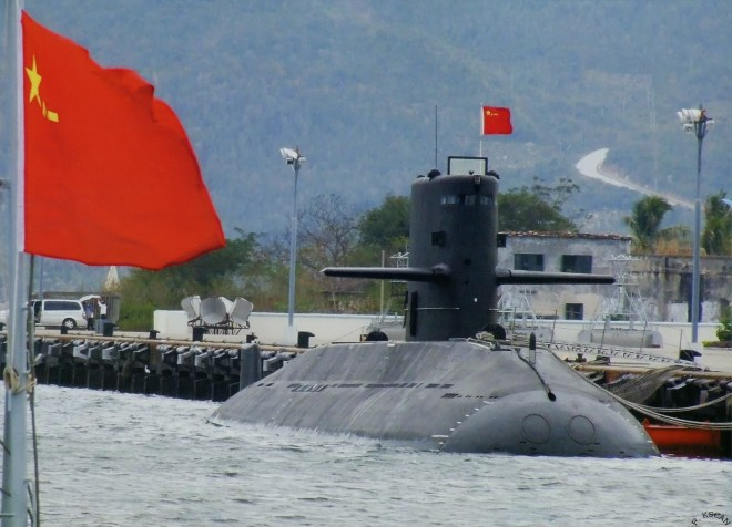 Essay: China's Submarine Solution for the Taiwan Strait