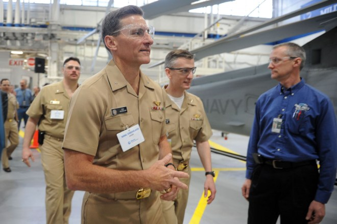 Vice Adm. Grosklags Nominated To Serve As Next NAVAIR Commander