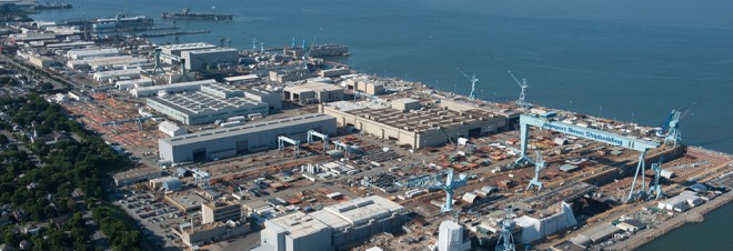 Document: Letter to Newport News Shipbuilding Employees on Anticipated Layoffs