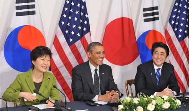 Panel: U.S. Should Think Beyond North Korea to Forge Ties Between Japan and South Korea