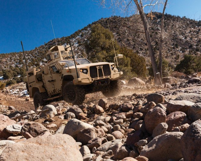 Marines Not Planning On Additional JLTVs After First 5,500 Due to Looming ACV Costs