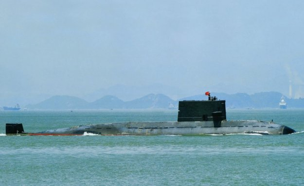 People's Liberation Army's Navy (PLAN) Yuan-class submarine.