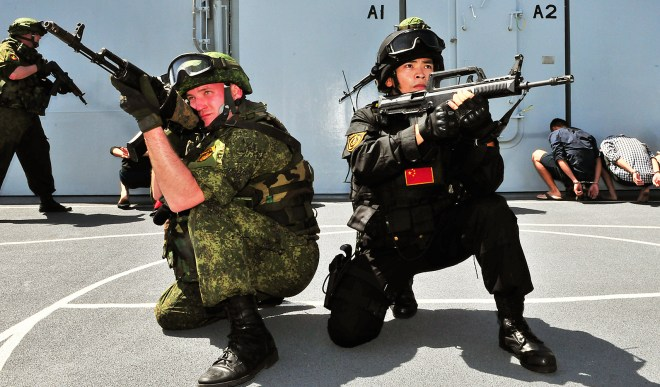Largest Chinese, Russian Joint Pacific Naval Exercise Kicks Off This Week
