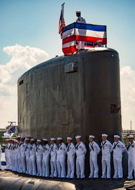 Document: Report to Congress on Virginia-Class Attack Submarine Program