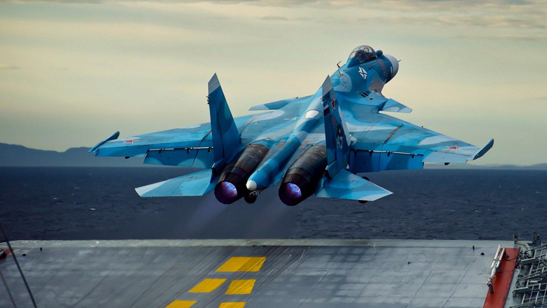 Russian Sukhoi Su-33