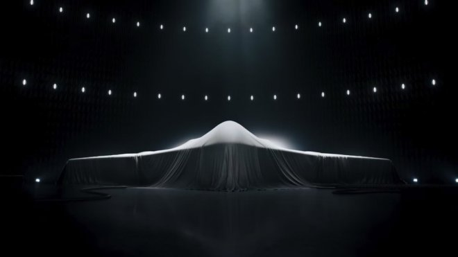 Air Force Picks Northrop Grumman to Build Long Range Strike Bomber, Promises Joint Interoperability