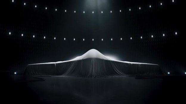 A still from a Northrop Grumman advertisement. Northrop Grumman Image