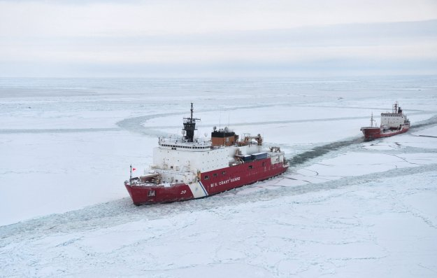 Document: Report to Congress on U.S. Coast Guard Icebreaker Modernization  Program