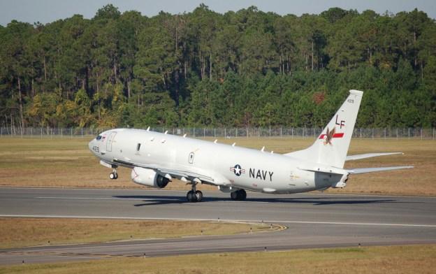 U.S. to Deploy Navy P-8A Poseidon Aircraft to Singapore