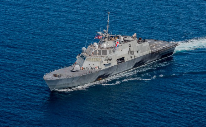 Document: Report to Congress on the U.S. Navy Littoral Combat Ship Program