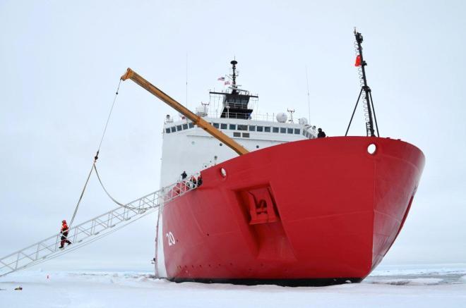 Document: Report to Congress on U.S. Coast Guard Polar Icebreaker Modernization