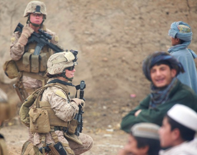 Document: Report to Congress on Women in Combat